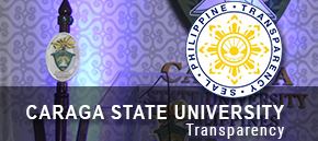 CSU Transparency Seal